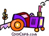farm Vector Clipart picture