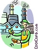 environmentalists Vector Clip Art picture