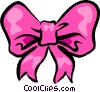 Vector Clip Art graphic  of a ribbon