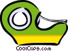 Vector Clip Art graphic  of a scotch tape