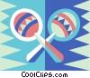 maracas Vector Clip Art picture