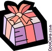 Gifts and Presents Vector Clipart image