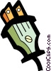 Vector Clip Art picture  of a plug