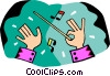 conductor Vector Clipart picture
