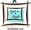 Vector Clipart graphic  of a picture