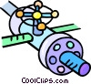 natural gas pipeline Vector Clipart picture