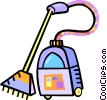 vacuums Vector Clipart graphic