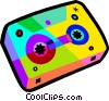 Vector Clip Art picture  of a tape