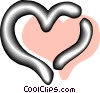 hearts Vector Clip Art picture