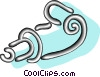 tubes of toothpaste Vector Clip Art graphic