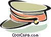 hat Vector Clipart graphic