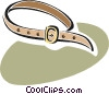 belt Vector Clip Art graphic