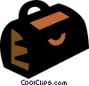 Vector Clip Art graphic  of a doctors bag