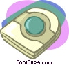 track ball Vector Clip Art picture