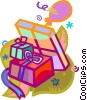 presents/gifts Vector Clipart picture