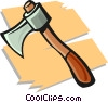 hatchet Vector Clip Art picture