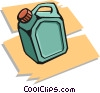 gas can Vector Clip Art picture