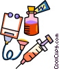 Vector Clipart picture  of a medical equipment