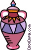 vases Vector Clipart image