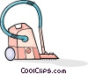 vacuum cleaners Vector Clip Art picture