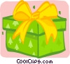 present/gift Vector Clip Art picture