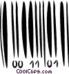 bar code Vector Clip Art graphic
