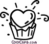 Vector Clipart picture  of a Valentines