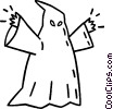 ghost Vector Clip Art picture