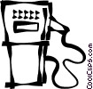 gas pump Vector Clipart picture