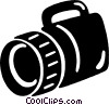 Vector Clipart graphic  of a flash light
