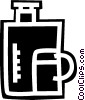 coffee pot/maker Vector Clipart picture