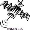 satellites Vector Clip Art picture