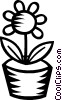 flowers Vector Clip Art image