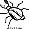 beetles Vector Clipart illustration