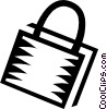 Vector Clipart graphic  of a Merchandise