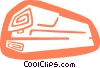 Vector Clipart picture  of a stapler
