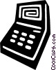 calculator Vector Clipart picture
