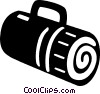 lunch box Vector Clipart illustration