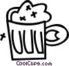 beer mug Vector Clip Art picture