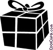 gift Vector Clipart graphic