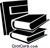 books Vector Clipart picture