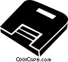 floppy disk Vector Clipart picture