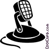 microphone Vector Clip Art picture