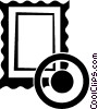 Vector Clipart picture  of a stamp