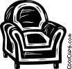 chairs Vector Clipart graphic