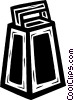 Vector Clip Art image  of a cheese grater