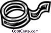 roll of tape Vector Clip Art image