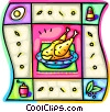 Poultry Vector Clipart image
