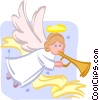 angel Vector Clip Art picture