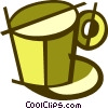 coffee cup Vector Clip Art picture